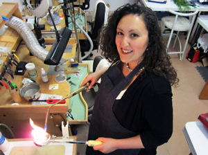 Grace Koorey, Third Generation Goldsmith: Ready to create something special just for you!