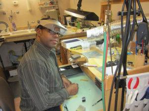Rick Davis, Sales Associate & Repairs