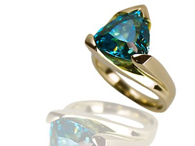 """Trillion Perfection"" Ladies Ring"